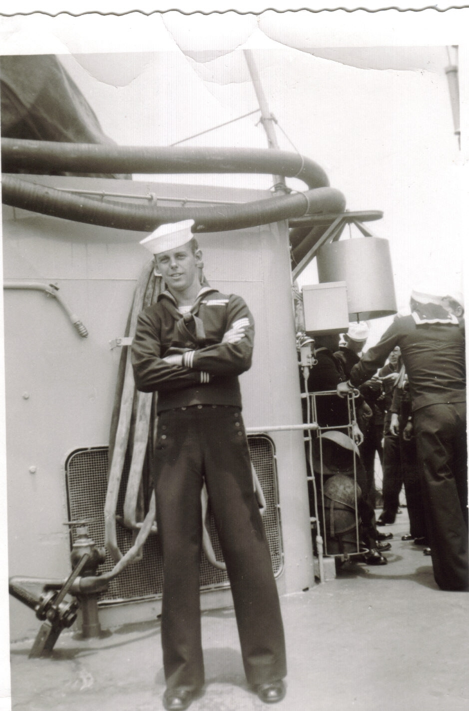 uss waldron alumni association pictures